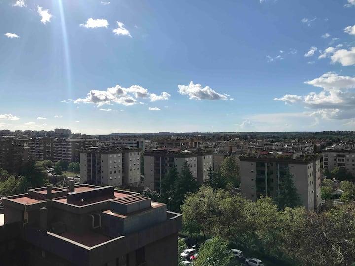 Panoramic Eur Apartment