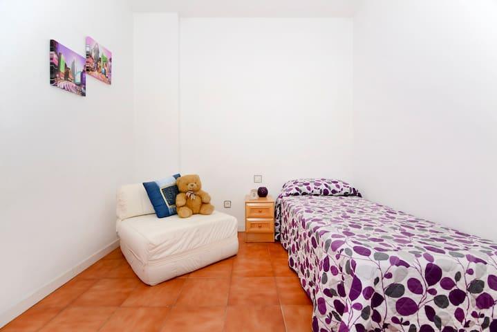 Habitación con baño privado - Sant Pol de Mar - Appartamento
