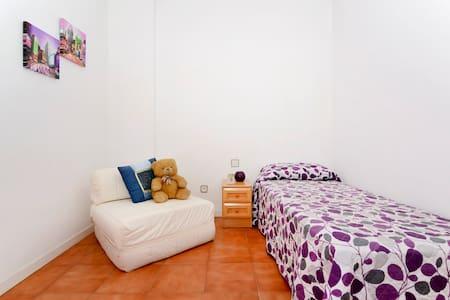 Habitación con baño privado - Sant Pol de Mar - Wohnung