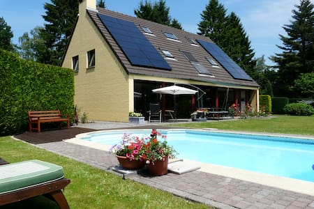 5 bedrooms home with private pool - Villers-la-Ville - 独立屋