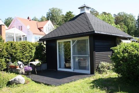 Sjønært anneks utenfor Tønsberg.