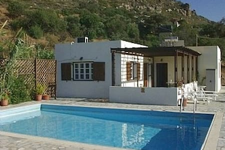 Minoan Villa with private pool - Ierapetra - 別墅