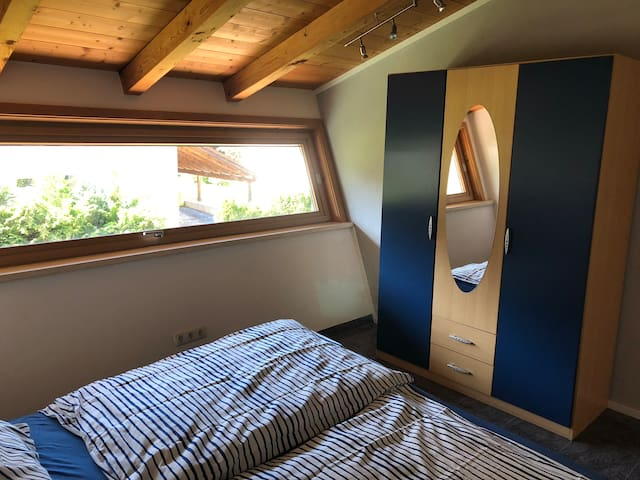 Schlafzimmer2  Obergeschoß