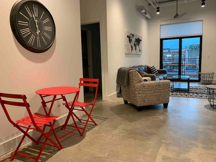 Lux Loft Living in Downtown SoDo District