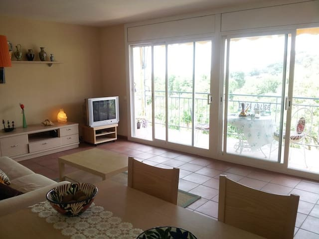 Charming apart with Beach&mountain - Santa Susanna - Appartement