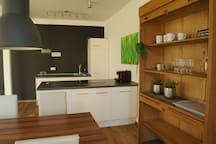 5* LOFT STYLE Apartment + Terrasse