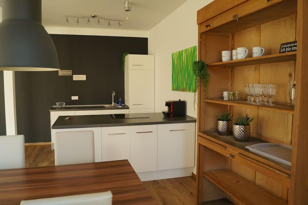 5 loft style apartment terrasse altstadtlage wohnungen zur miete in villingen. Black Bedroom Furniture Sets. Home Design Ideas