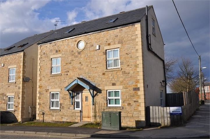 En Suite Double Bedded Room. - High Spen, Rowlands Gill - Hus