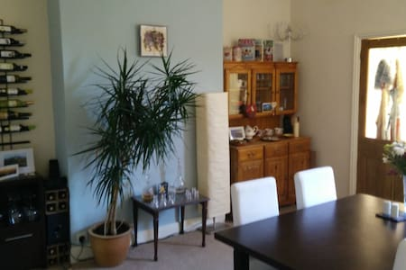 Stunning bright 2-floor flat close to the Sea - Whitley Bay - Apartment