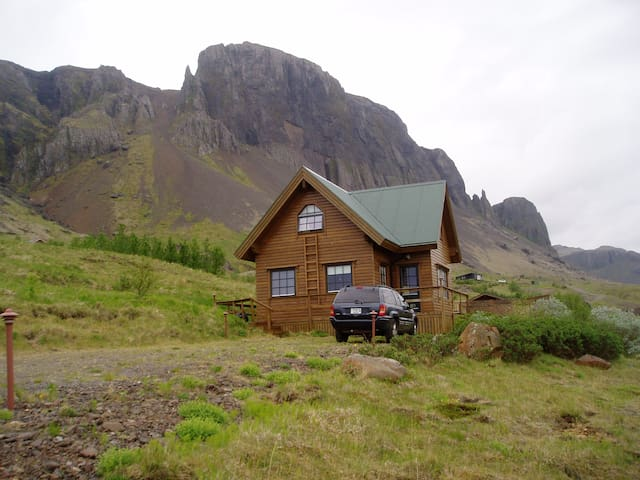 West Iceland -Spacious - Great View - Borgarnes - Rumah