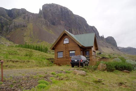 West Iceland -Spacious - Great View - Rumah