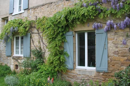 Peaceful retreat in rural Burgundy - Givry, Yonne - Bed & Breakfast