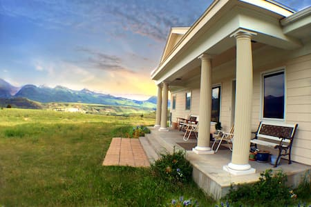 Yellowstone Lodging with Privacy, Luxury & Comfort