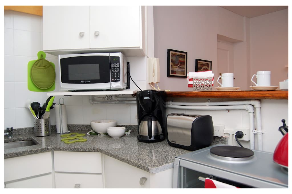 Integrate kitchen with everything you need to use