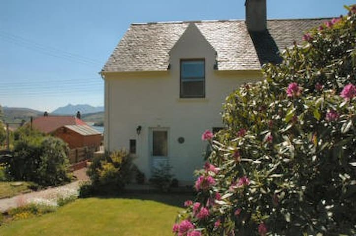 Central Portree - Gardens - Parking - Portree - House