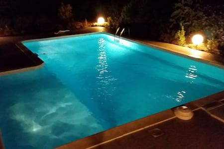Villa With Private Pool | Wi-Fi | Parking | Clima - Torre Colonna-Sperone