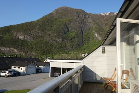 Åndalsnes Apartment