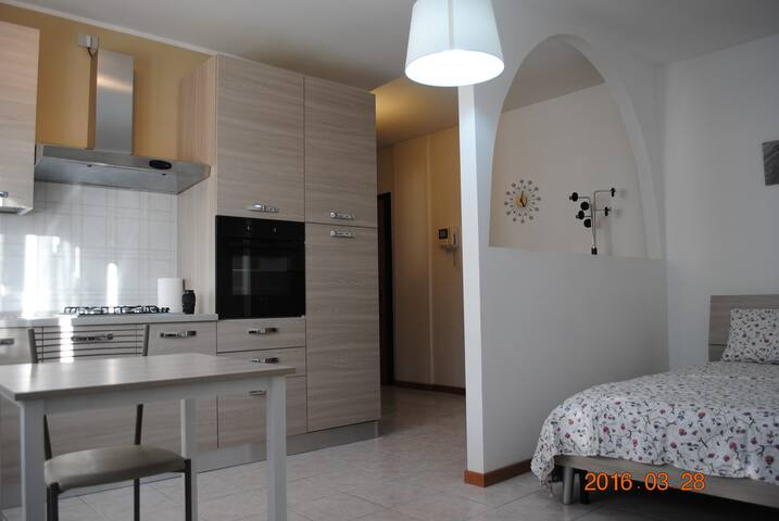 Newly renovated apartment - Pesaro - Daire