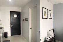 New 24sqm Modern studio apartment with a view!