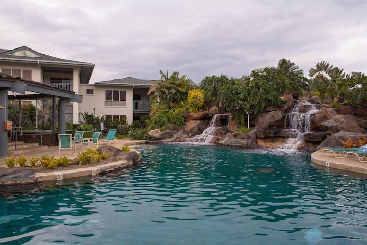 Near Beaches | Princeville 2 Bdr Suite | 2 Pools