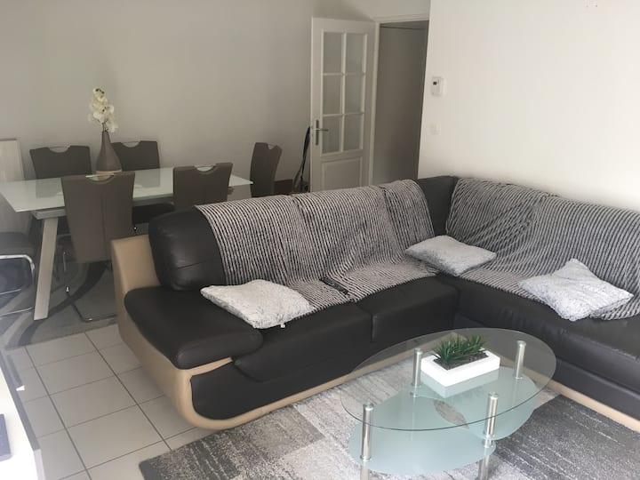 Appartement calme et moderne