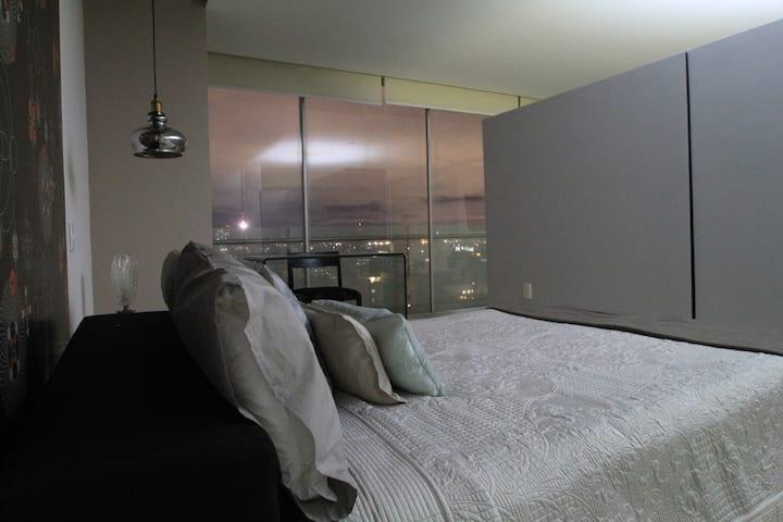 Boutique Apartment Reforma 222 Air Conditioner