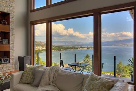 Amazing home with amazing views! - West Kelowna - Haus