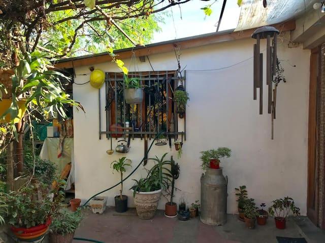 Casa La Cigarra, ciudad de La Plata