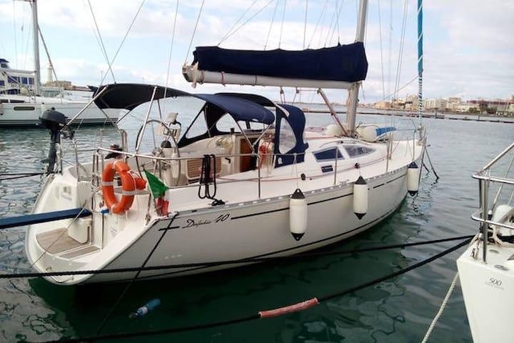 Rental rooms b&b in Sailing boat 2