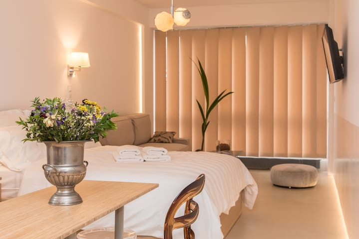 New Luxury Apt Syntagma Ermou str, Acropolis View