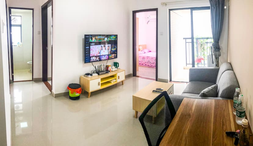 Cozy apartment in LuoGang Baoneng Sports Arena