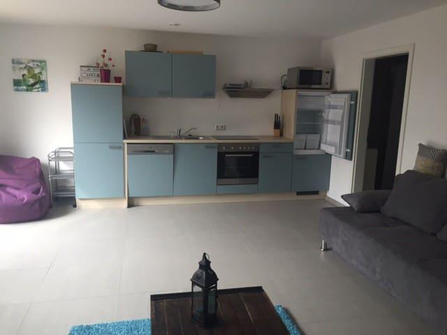 Süsse, kleine Wohnung in Volkertshausen - Volkertshausen - Leilighet