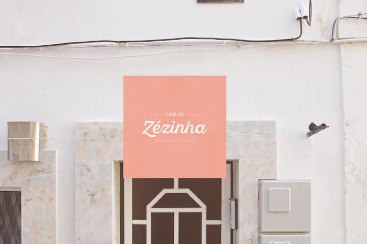 Casa da Zézinha, Nazaré