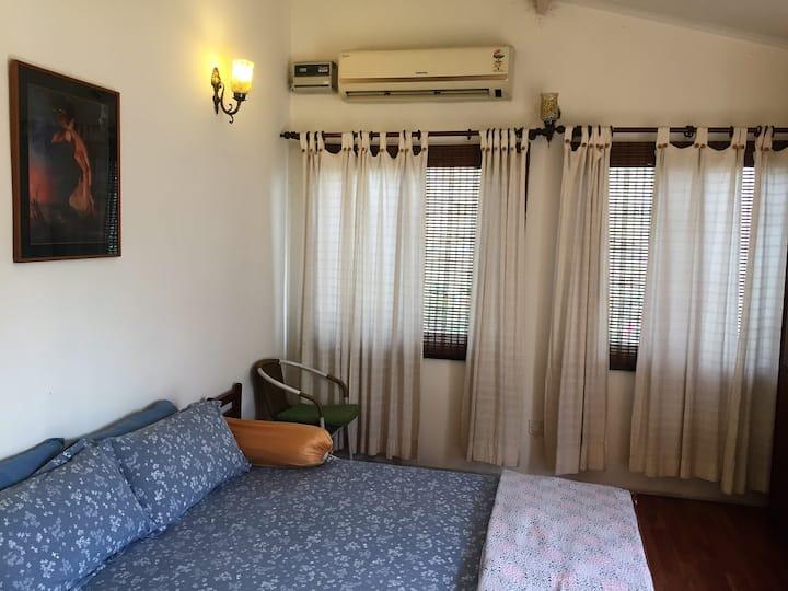 Terrace Cottage ,Vasant Vihar ,New Delhi