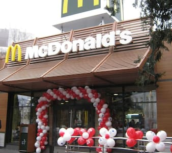 Good apartment Center Mcdonalds - Daire