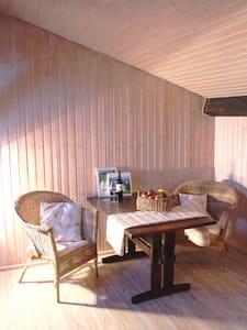 Rustikale Wohnung auf dem Bauernhof - Miesbach - 公寓