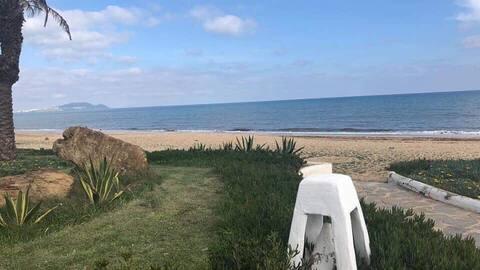 Maison de plage dans une résidence privée à louer