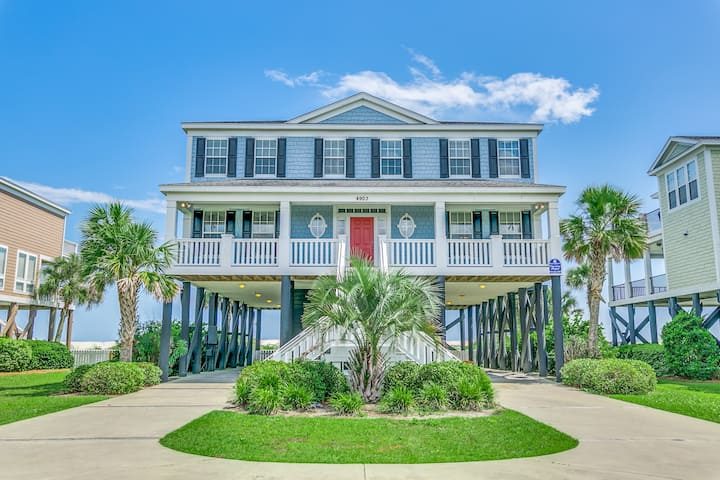 -The Palms (6 Bdrm / 6.5 Bath, Sleeps 22)