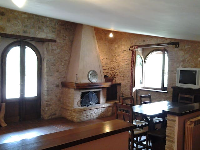 Il Fienile, country house