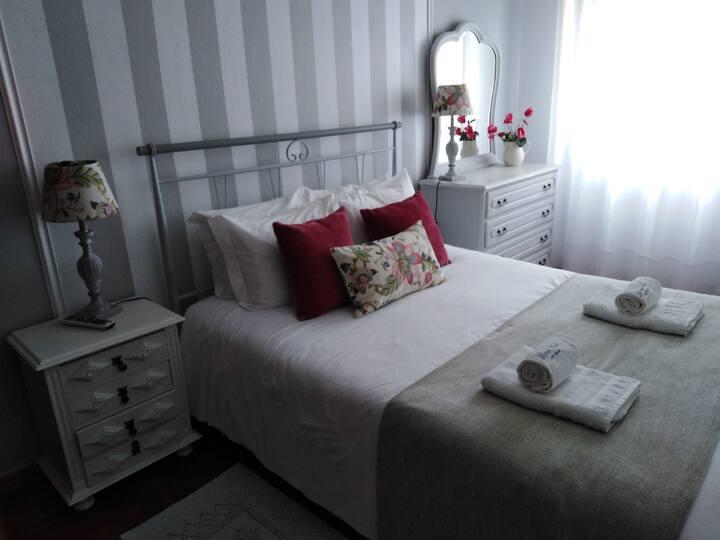 Quarto privado(Bed and Breakfast)