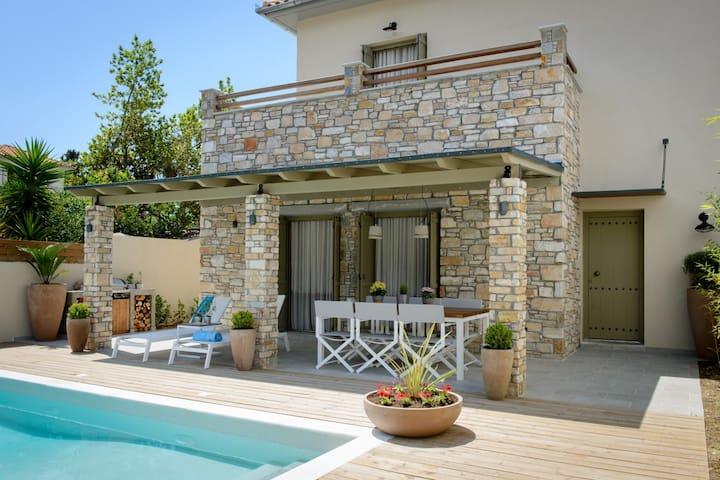 Gatzea Luxury Villa, Mountain view - Kato Gatzea - Vila