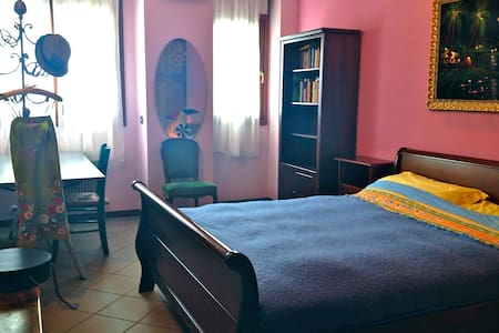 cosy spacious room - treviso venice - Treviso - Apartment