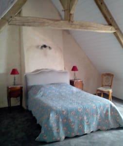 LaureLine : Chambre d'Hôtes + Espace Spa et Sauna - Saint-Thélo