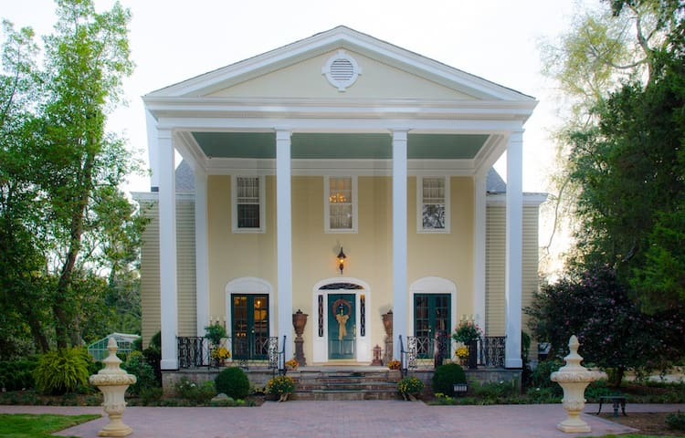 Clevedale Historic Inn and Gardens - Spartanburg - Pousada