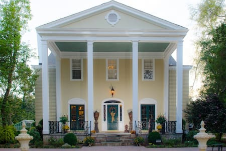 Clevedale Historic Inn and Gardens - Spartanburg - Bed & Breakfast