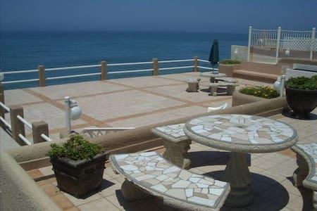 Casa Corlund: Oceanfront Privacy - Amazing Feel! - San Antonio del Mar - Byt