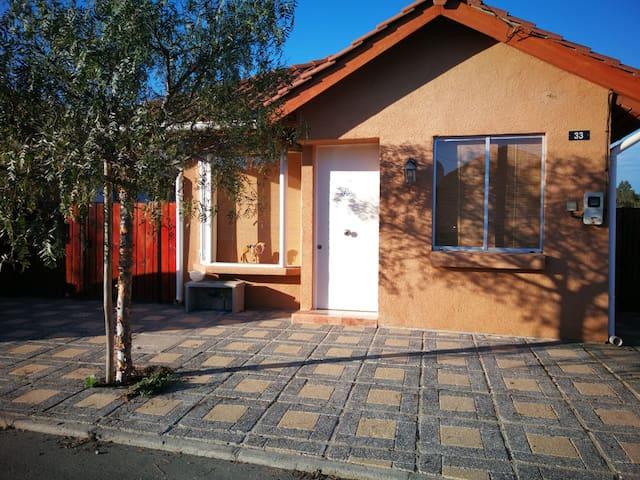 Algarrobo, Casa en Condominio