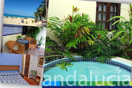 Beach Vacation in Our Private Room! - San Juan - Hus