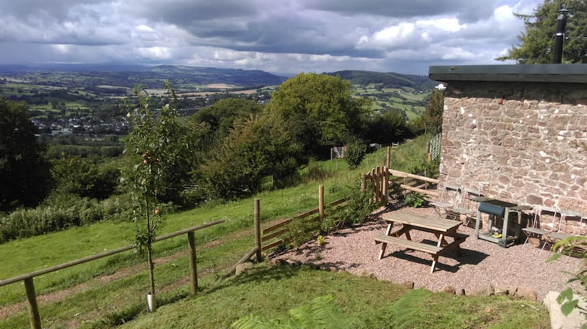 Top Barn, The Kymin, Monmouth, Wye Valley, Wales