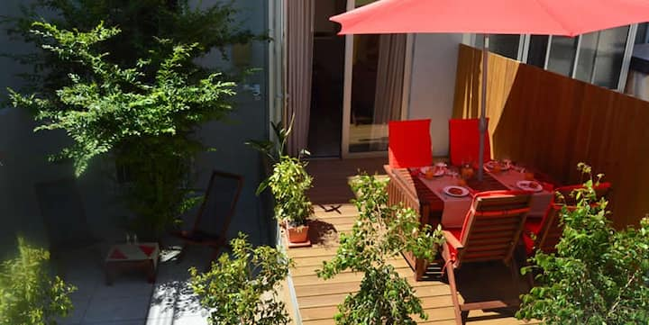 Apartment in Lisbon for 2 Pax